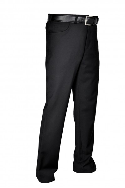 Herren Five Pocket Stretch schwarz